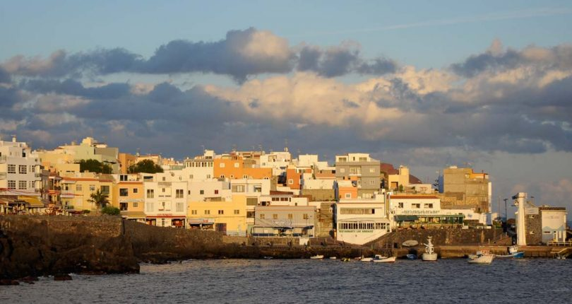 Why Tenerife and why Los Abrigos
