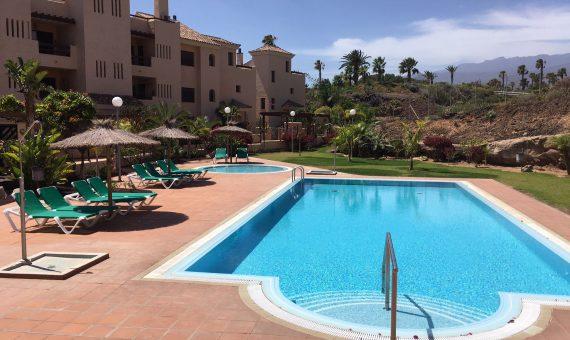 Amarilla Golf villa for sale | losabrigosproperties.com