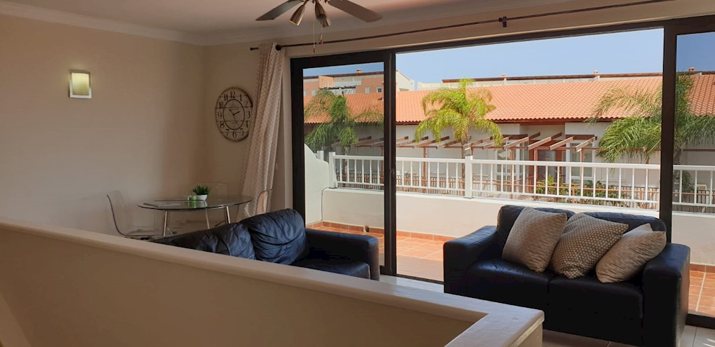2 bed duplex for sale Amarilla Golf losabrigosproperties.com